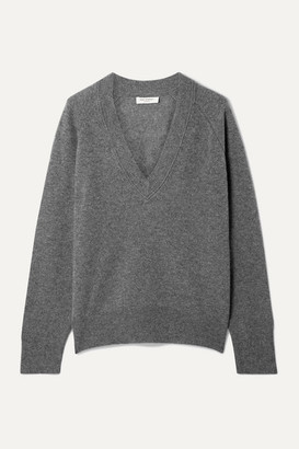 Equipment Madalene Cashmere Sweater - Dark gray