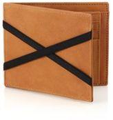 Maison Margiela Leather Billfold Wallet