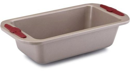 Paula Deen 9x5-in. Nonstick Signature Bakeware Loaf Pan, Champagne