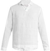Orlebar Brown Ridley lightweight-linen shirt