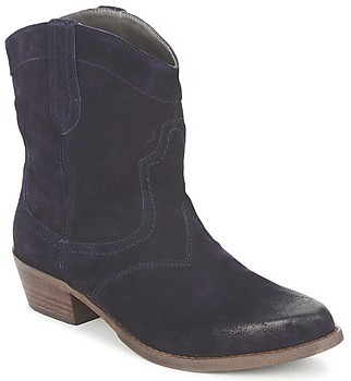 One Step LEIS women's Mid Boots in Blue