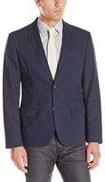Original Penguin Men's Linen Blend Slim Fit Blazer
