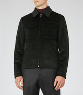 Reiss Moscow Pocket Wool Jacket
