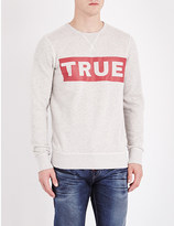 True Religion True cotton sweatshirt