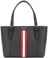 Bally Saffiano shopping bag