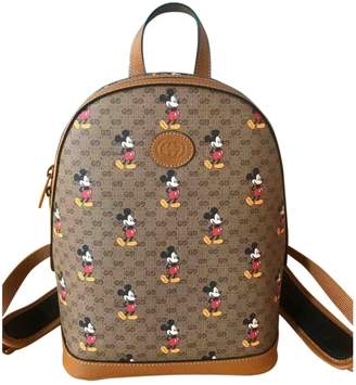 Gucci Other Cloth Backpacks