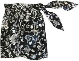 Isabel Marant Grey Silk Skirt for Women