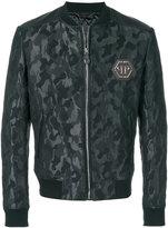 Philipp Plein Mercer bomber jacket