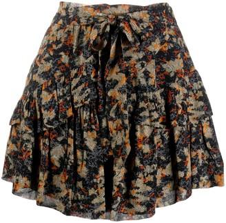 IRO Tiered Ruffle Skirt