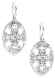 Armenta New World Diamond & Sterling Silver Drop Earrings