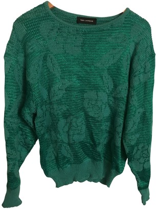 Ted Lapidus Green Knitwear for Women