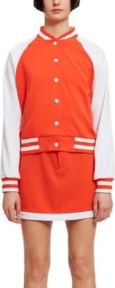 Anna Sui Baseball Jacket