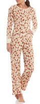 Sleep Sense Petite Gingerbread Men Pajamas