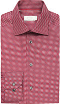 Eton Long-sleeved cotton shirt