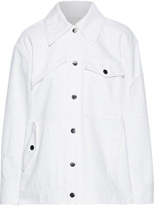 Tibi Oversized Denim Jacket