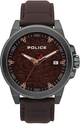 Police Analogue Quartz PL15398JSU.12