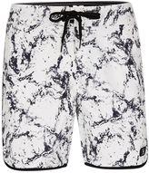 DC White Board Shorts