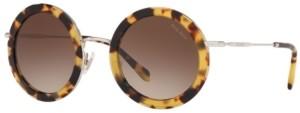 Miu Miu Sunglasses, Mu 59US 48