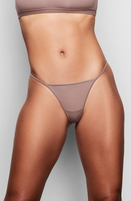 SKIMS Fits Everybody T-String Thong
