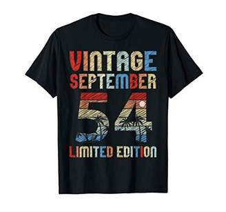 Summer Vintage September 54 Years Limited Edition 1965 Shirt