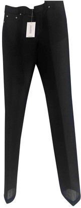 Peter Do Black Trousers for Women