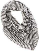Private Label Knitted Infinity Scarf