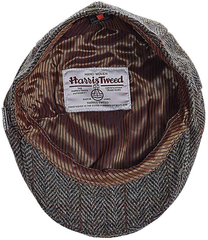 Stetson Men's Harris Tweed Ivy Cap