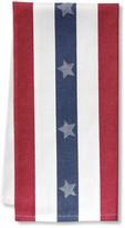 Williams-Sonoma Stars & Stripes Towels