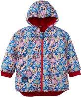 Jo-Jo JoJo Maman Bebe Fleece Lined Jacket (Toddler/Kid) - Butterfly-5-6 Years