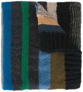 Paul Smith striped scarf - men - Nylon/Mohair/Wool/Merino - One Size