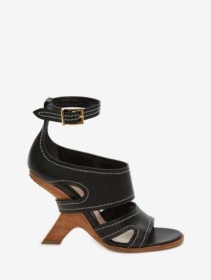 Alexander McQueen No.13 Wedge Sandal