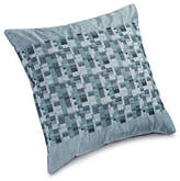 Hotel Collection Colonnade Indigo Square Throw Pillow