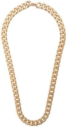 Susan Caplan Vintage '1990s statement chain necklace