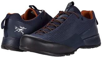Arc'teryx Konseal FL (Cobalt Moon/Agra) Men's Shoes