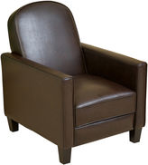 JCPenney Johnstown Dylan Bonded Leather Recliner