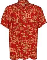 Levi's Printed Shortsleeved Shirt