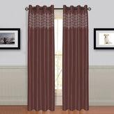 Asstd National Brand Cambridge Home Alla Grommet-Top Curtain Panel