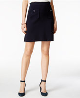 Tommy Hilfiger Pull-On A-Line Skirt, Only at Macy's