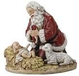 Joseph's studio by Roman The Kneeling Santa Figure