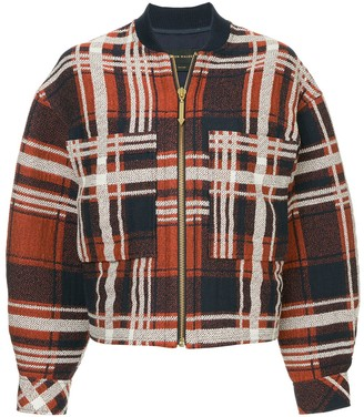 Karen Walker Checkmate jacket