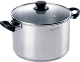 Pyrex 22cm Stainless Steel Stockpot with Lid