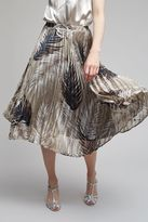 Sunday in Brooklyn Elodie Pleated Midi Skirt