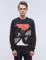 Diesel Black Gold Sal-waves Sweatshirt