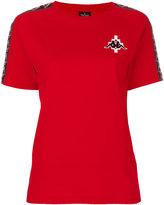 Marcelo Burlon County of Milan Kappa logo T-shirt