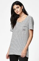 Vans PNW Grunge Stripe Pocket T-Shirt