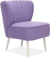 Glen Cove Fabric Accent Chair, Quick Ship