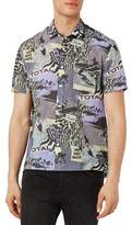 Topman No Way Back Print Shirt