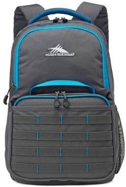 High Sierra Men's Joel Printed Lunchbox Backpack