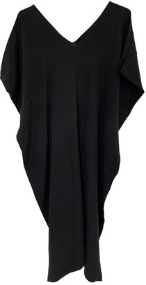 Zero Maria Cornejo Zero+maria Cornejo Black Silk Dress for Women