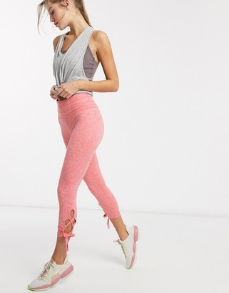 Free People Movement swerve leggings